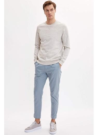 DeFacto Basic Sweatshirt Bej